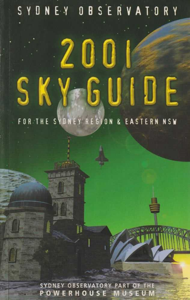Image for Sydney Observatory - 2001 Sky Guide For The Sydney Region & Eastern NSW