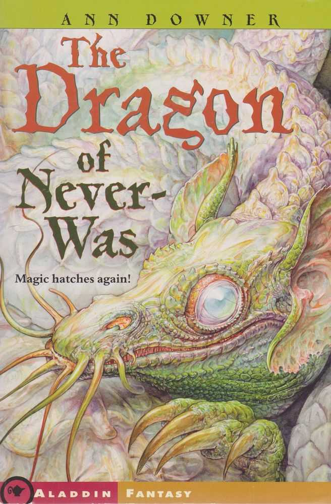 Image for The Dragon of Never-Was
