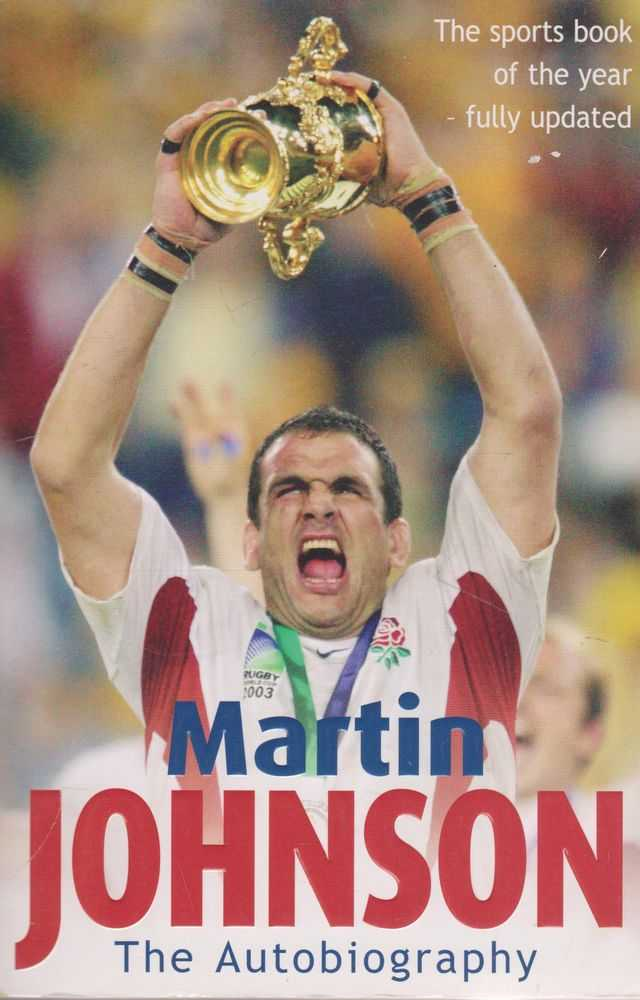 Image for Martin Johnson The Autobiography
