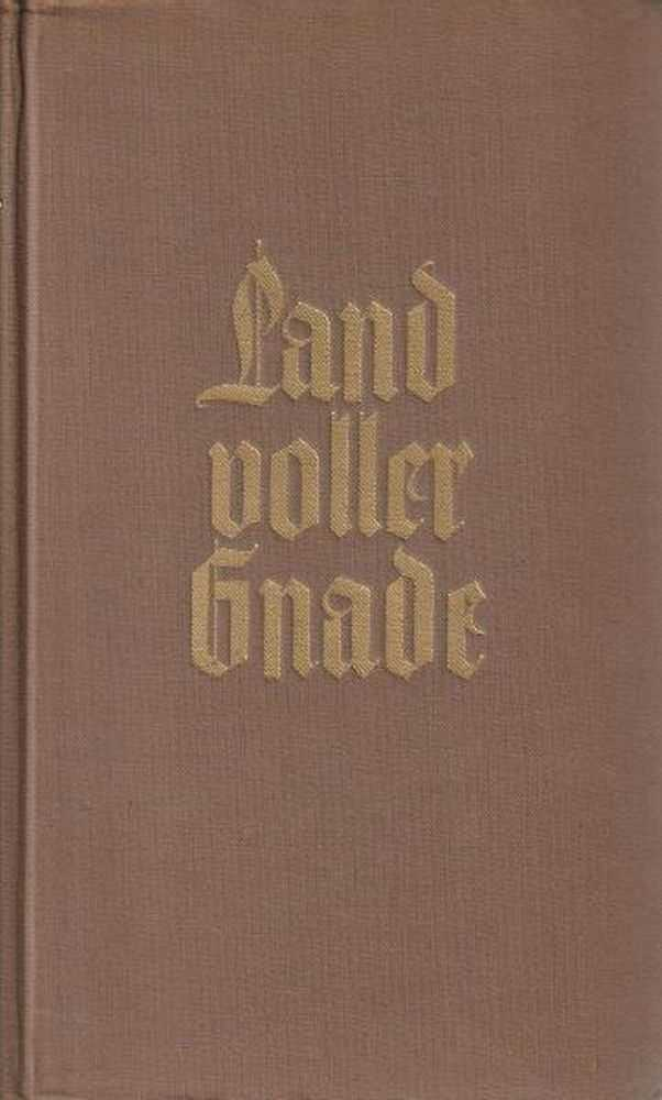 Image for Land Voller Gnade