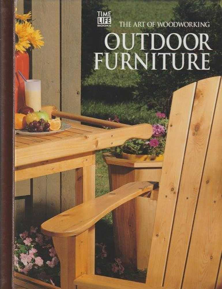 Image for The Art Of Woodworking - Outdoor Furniture