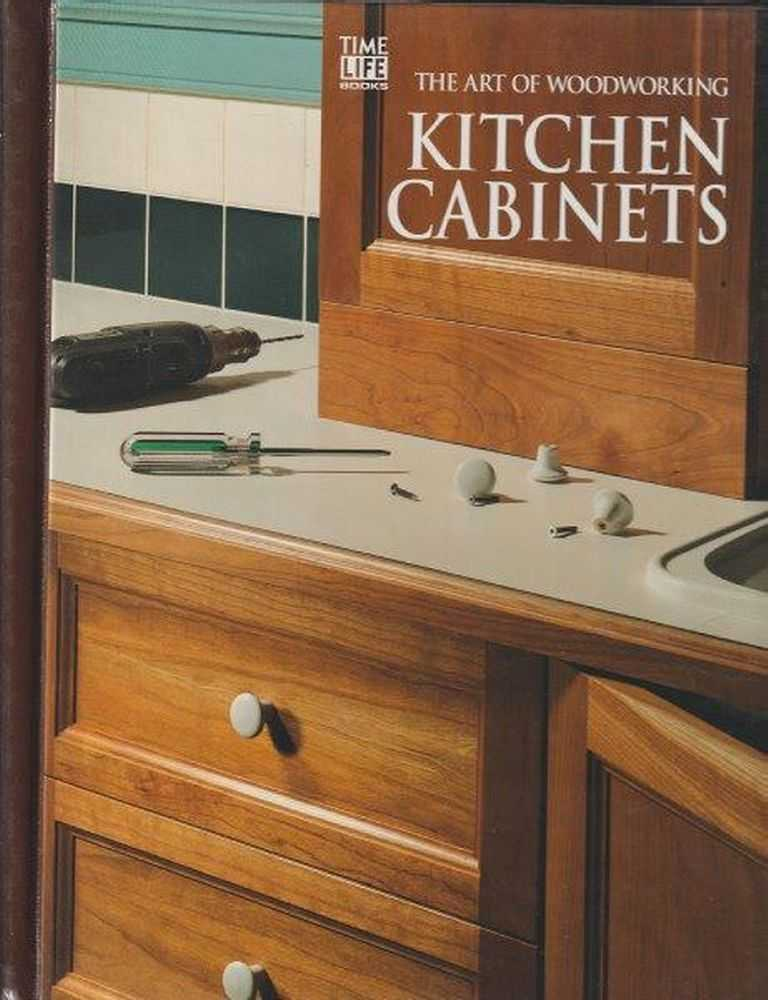 Image for The Art Of Woodworking - Kitchen Cabinets