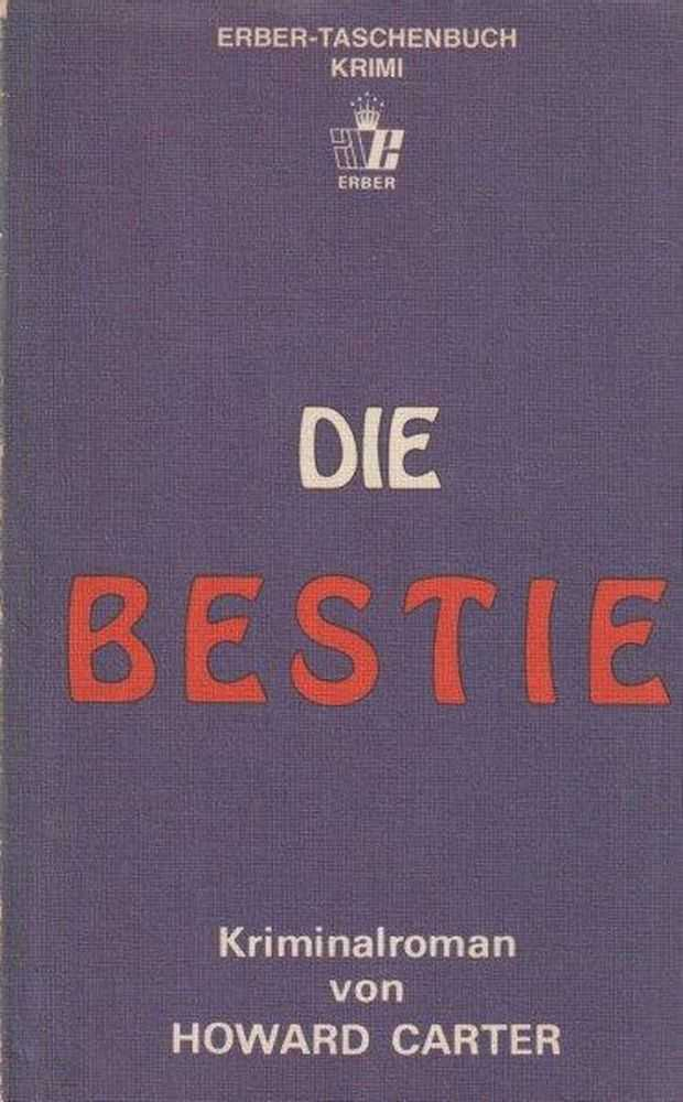 Image for Die Bestie