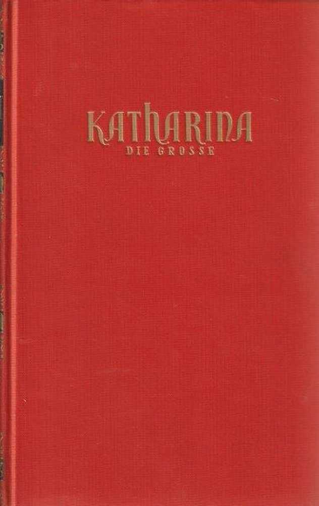 Image for Katharina Die Grosse