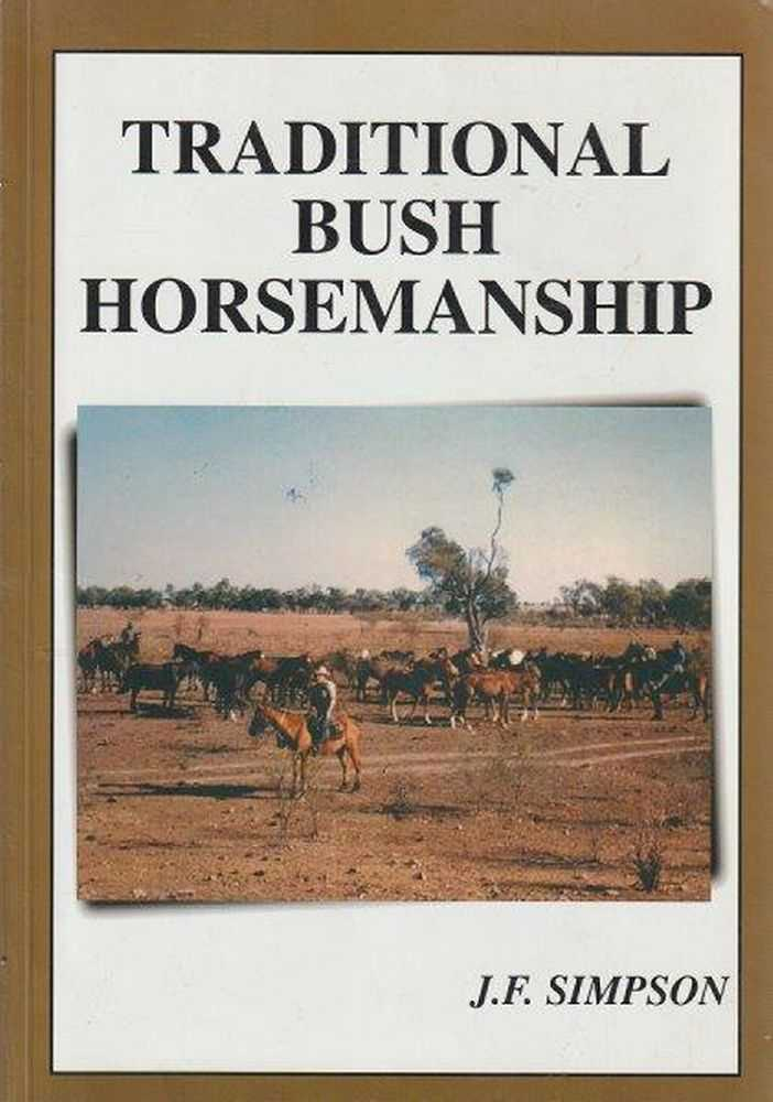 Image for Traditional Bush Horsemanship