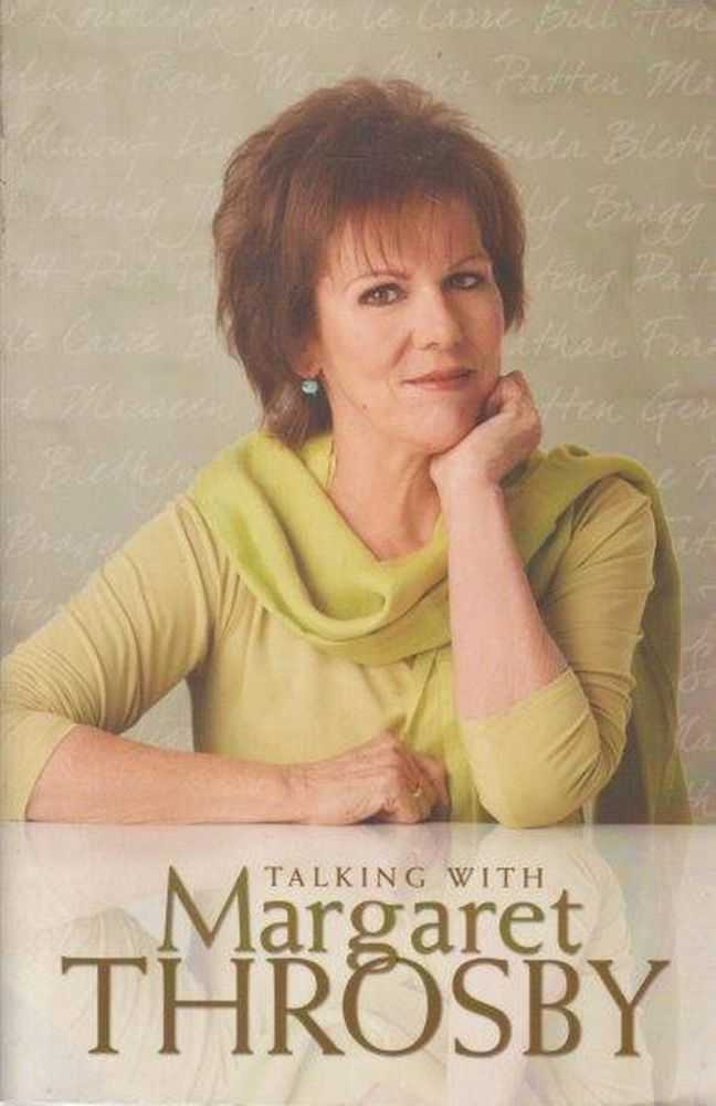 Image for Talking With Margaret Throsby