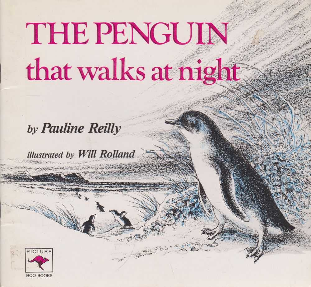 Image for The Penguin That Walks At Night