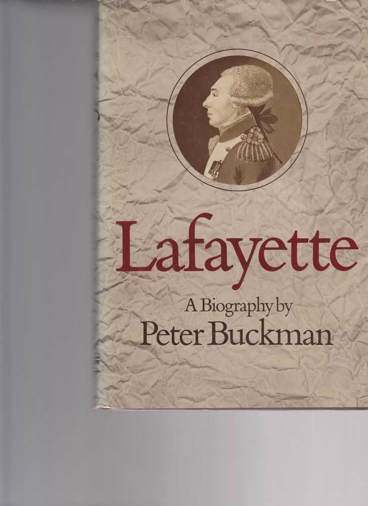 Image for Lafayette: A Biography