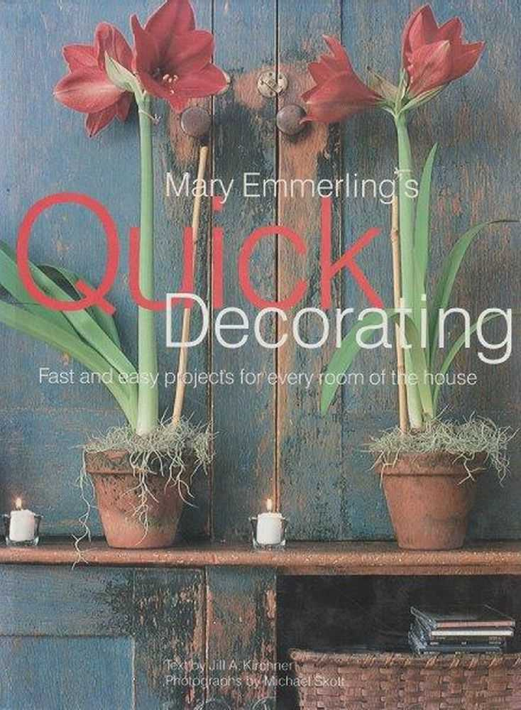 Image for Mary Emmerling's Quick Decorating