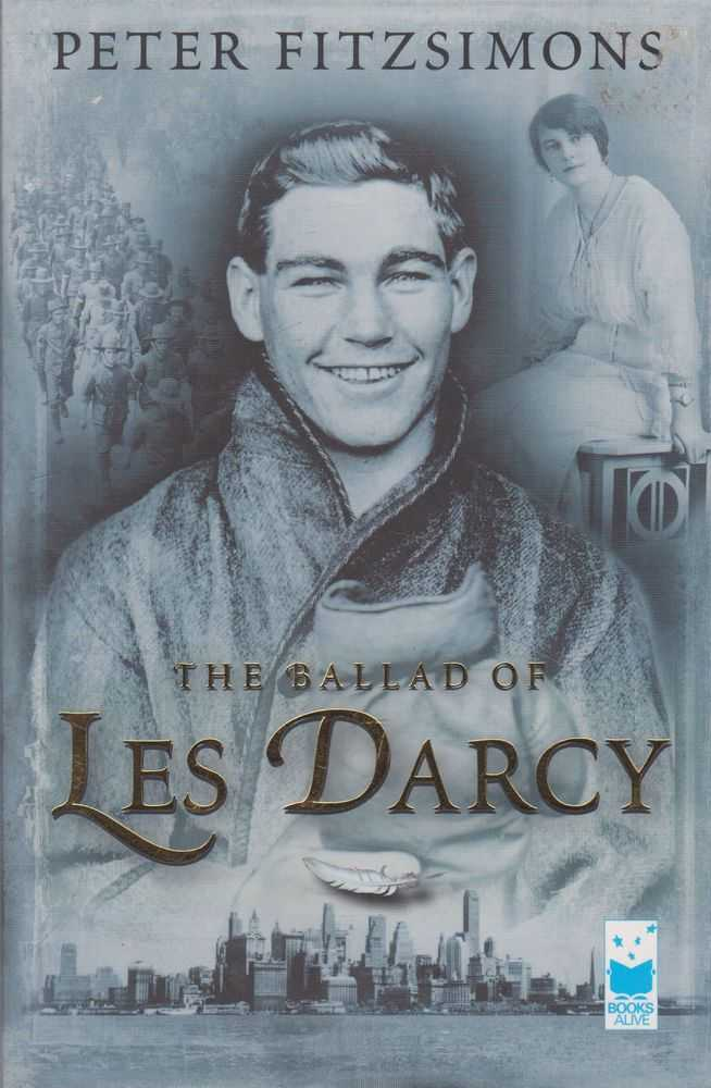 Image for The Ballad of Les Darcy