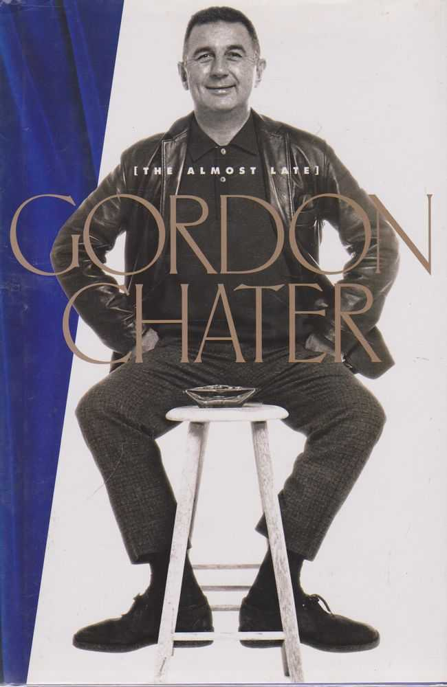 Image for The Almost Late Gordon Chater