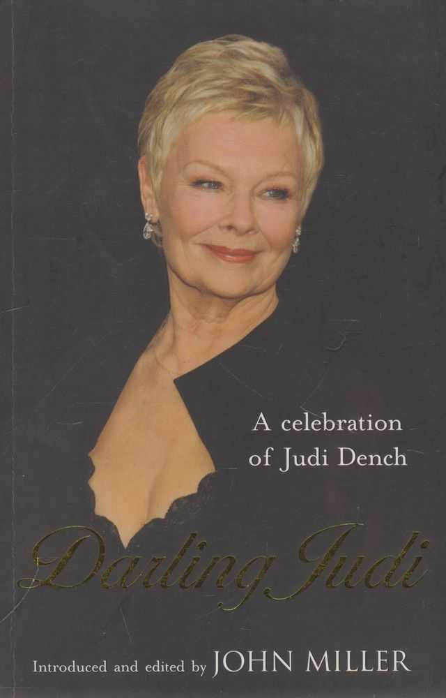 Image for Darling Judi: A Celebbration of Judi Dench