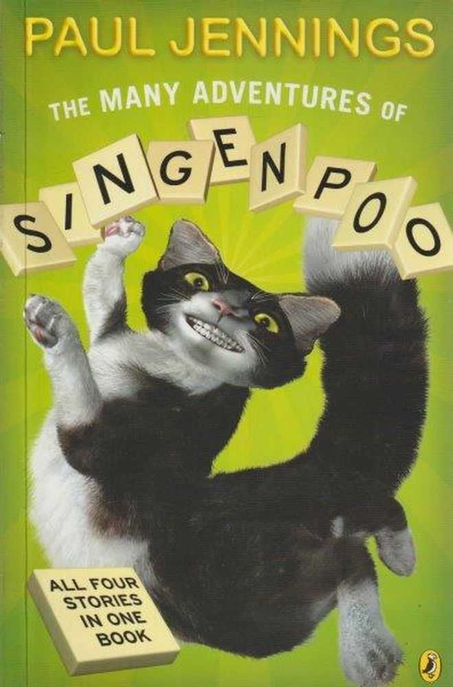Image for The Many Adventures Of Singenpoo - All Four Stories In One Book