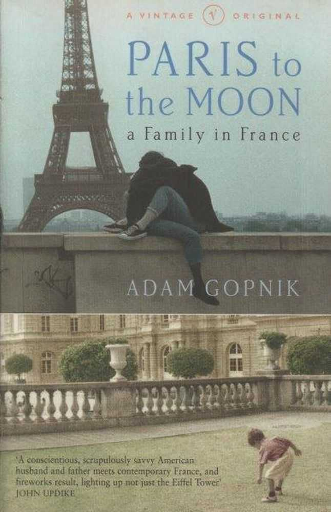 Image for Paris To The Moon - A Family In France
