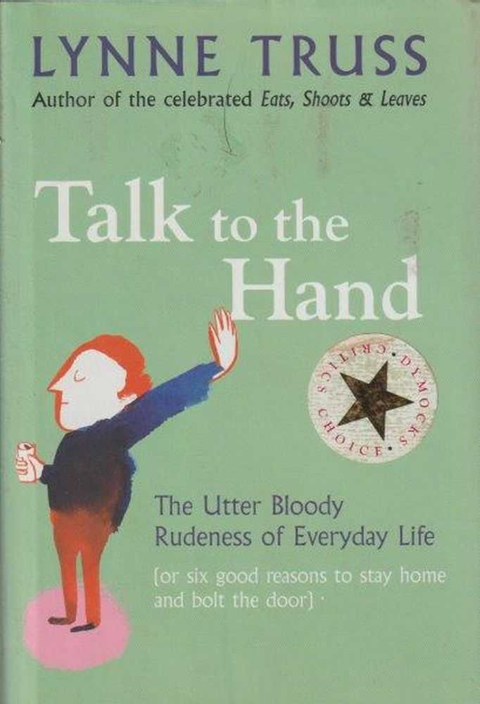 Image for Talk To The Hand