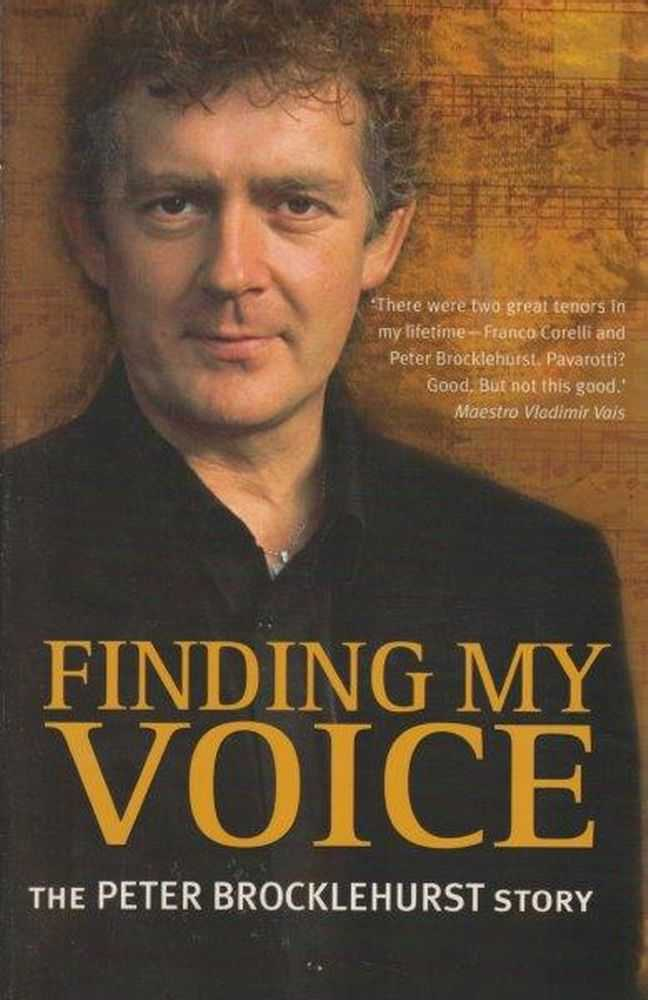 Image for Finding My Voice