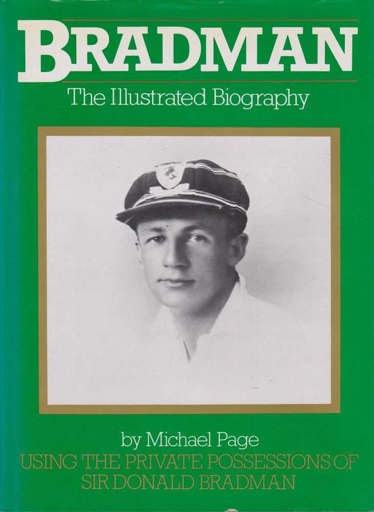 Image for Bradman: An Illustrated History