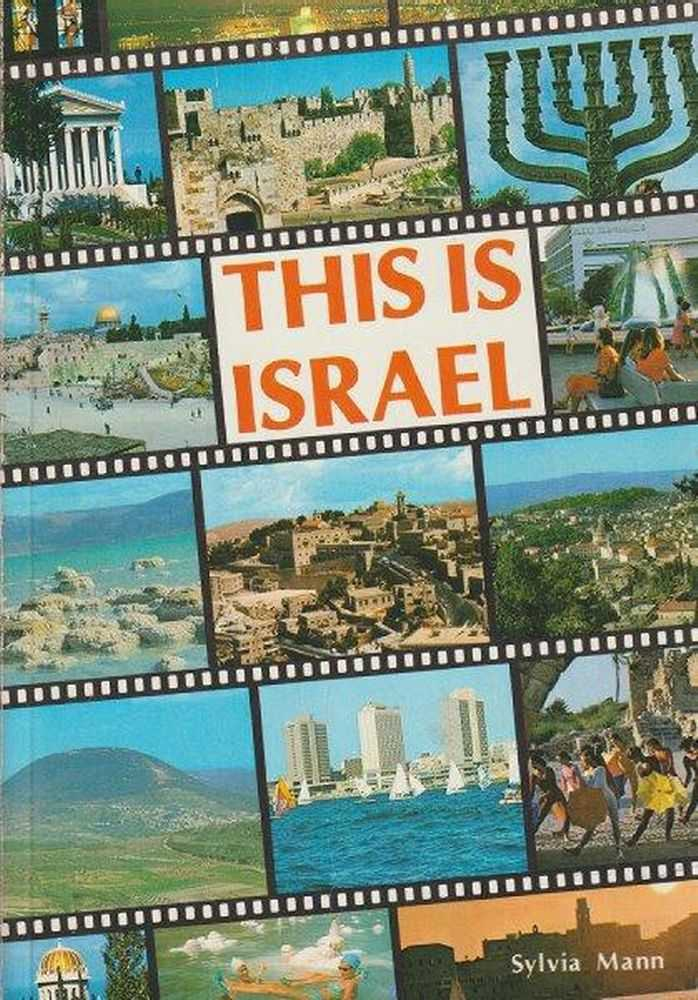 Image for This Is Israel - Oictorial Guide & Souvenir