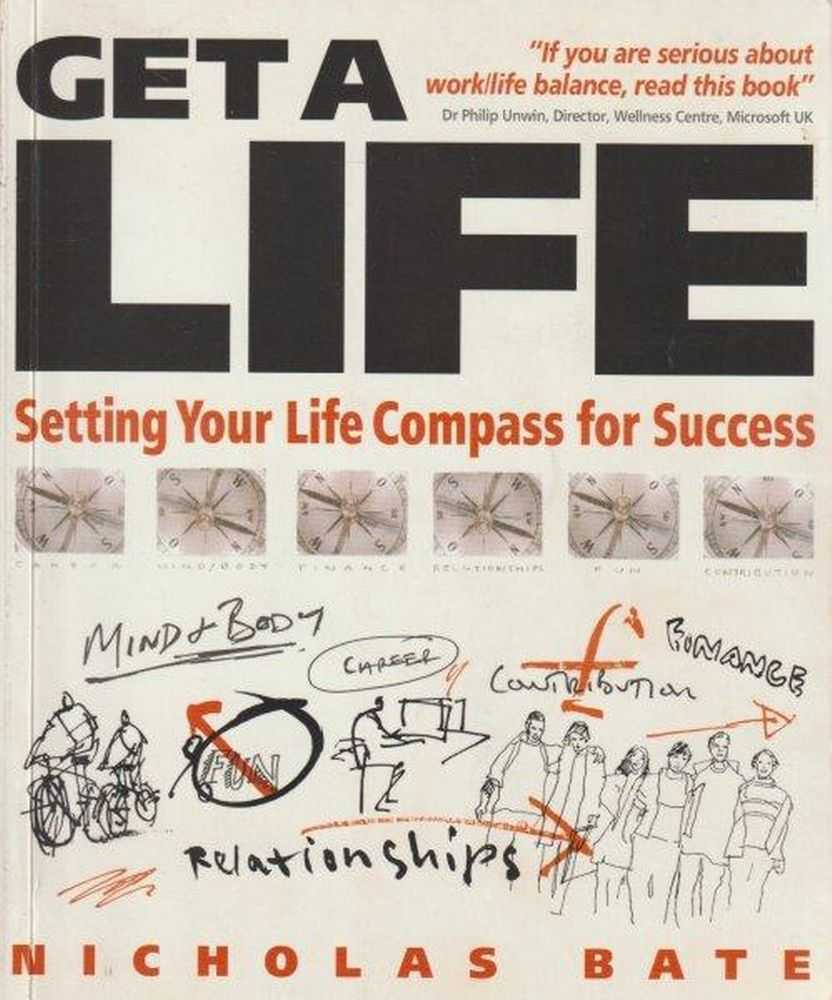 Image for Get a Life : Setting your 'Life Compass' for Success