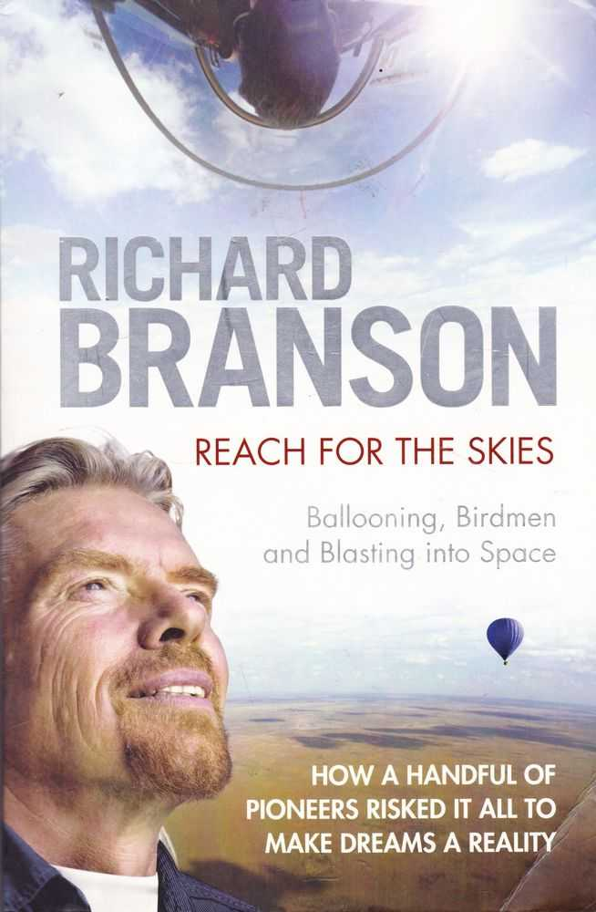Image for Reach for the Skies: Ballooning, Birdmen and Blasting Into Space