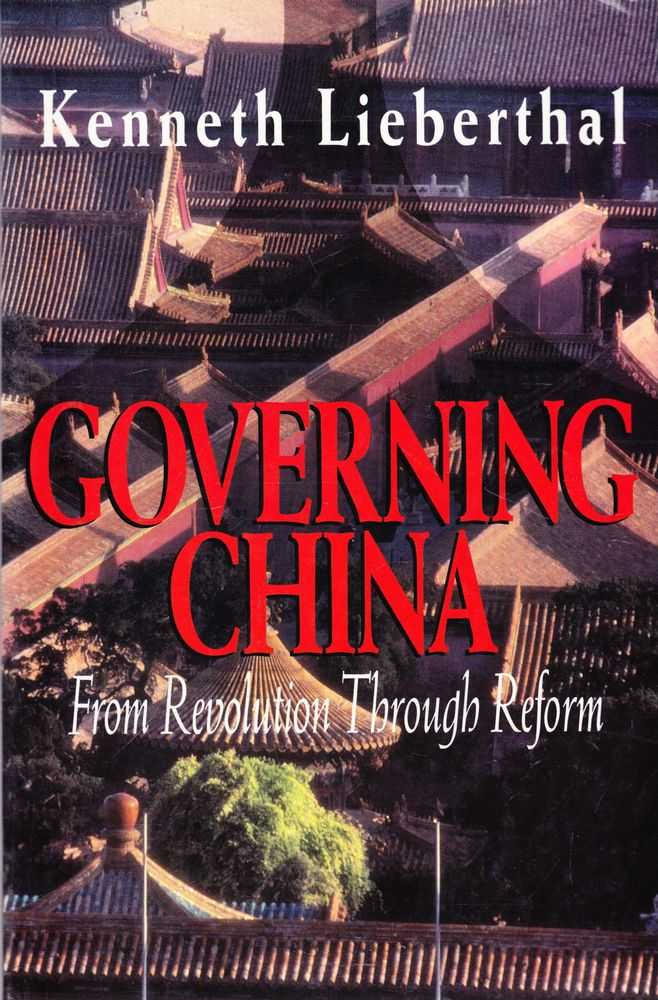 Image for Governing China: From Revolution Through Reform