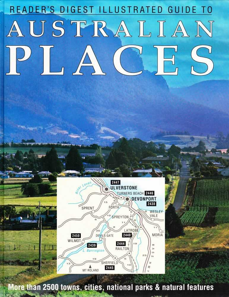 Image for Reader's Digest Illustrated Guide to Australian Places