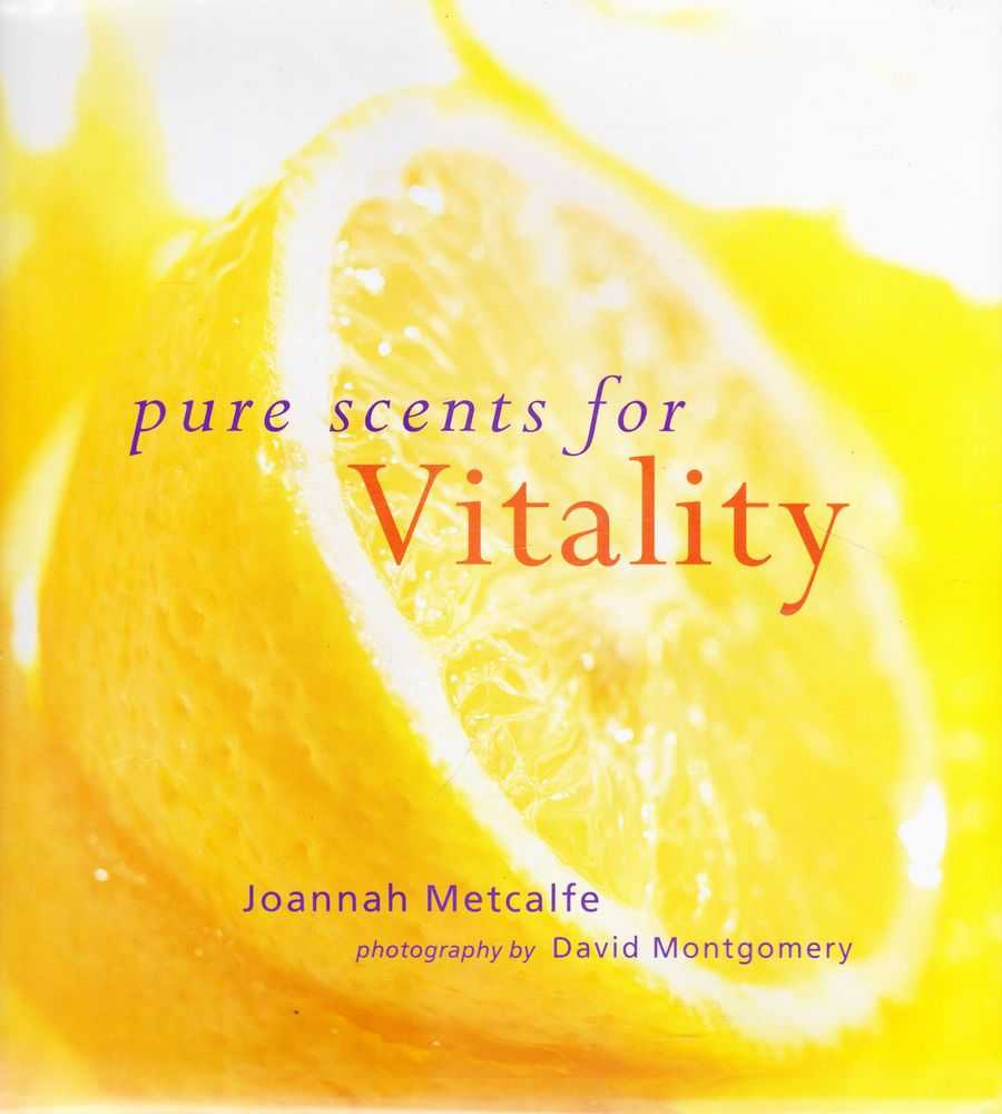 Image for Pure Scents for Vitality