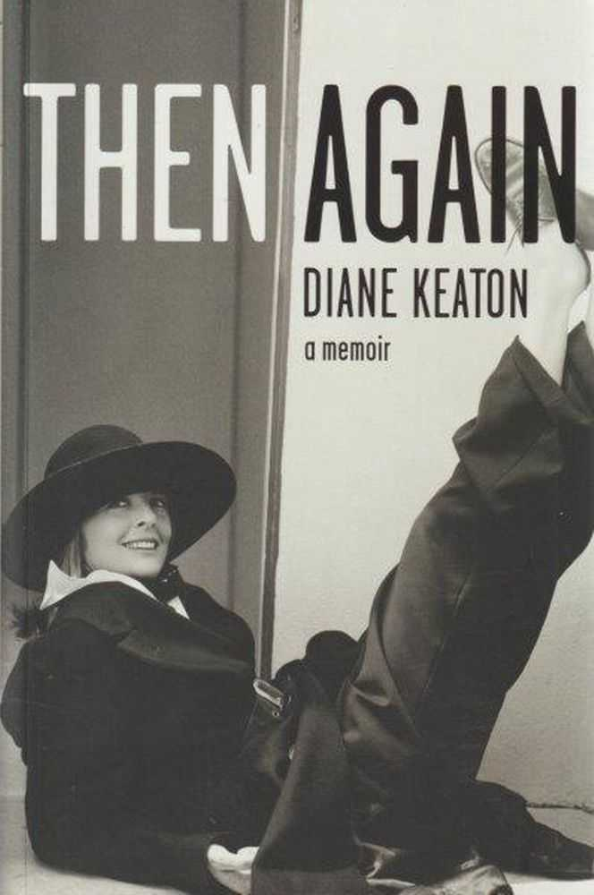 Image for Then Again - A Memoir