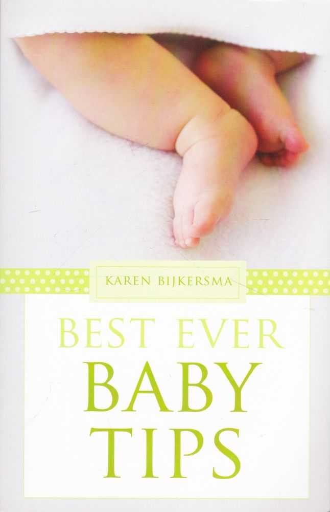 Image for Best Ever Baby Tips