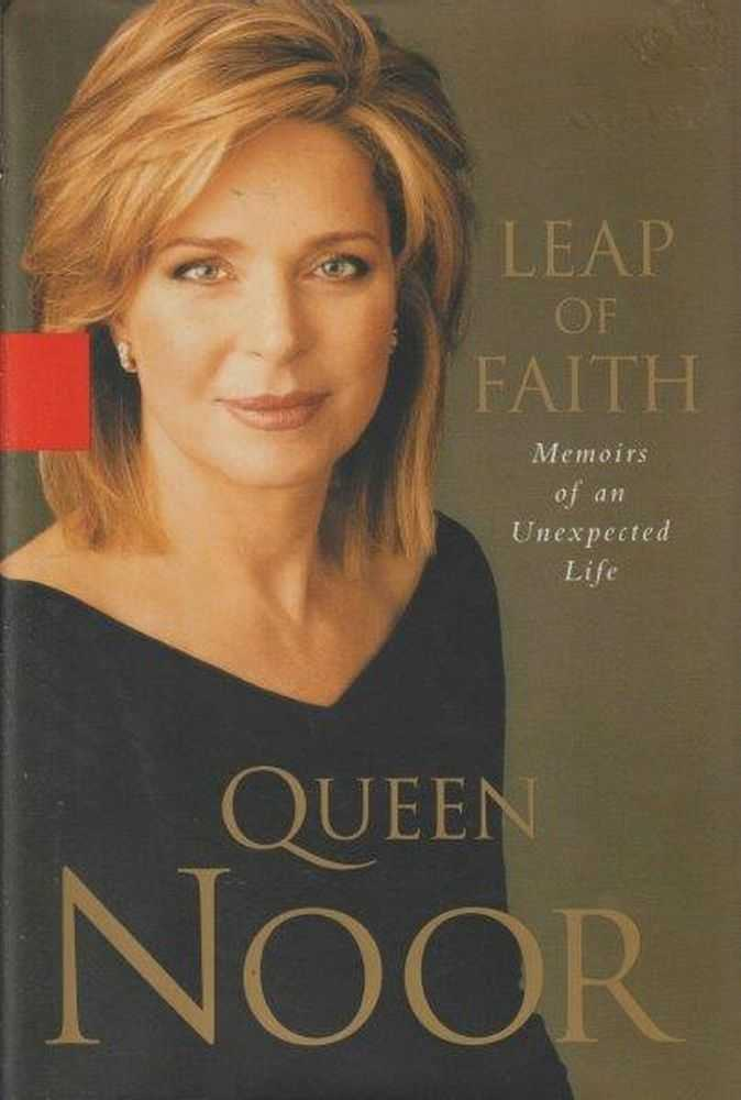 Image for Leap Of Faith - Memoirs Of An Unexpected Life