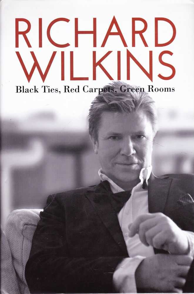 Image for Black Ties, Red Carpets, Green Rooms