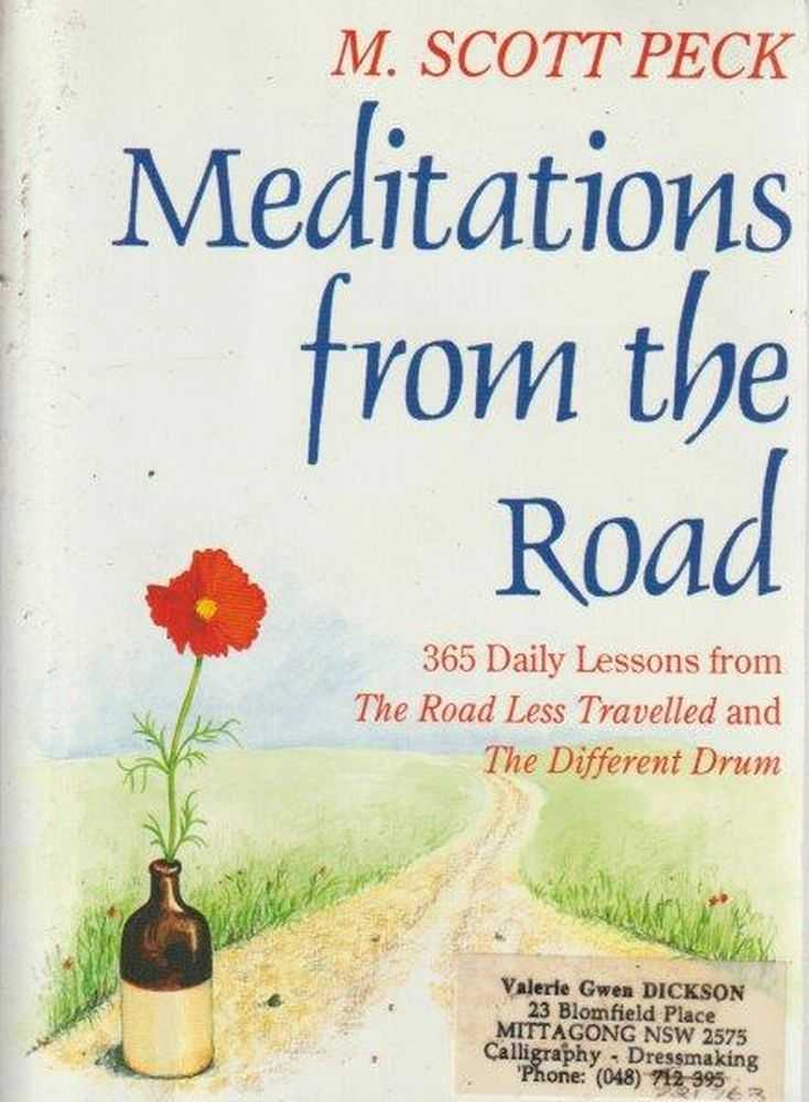 Image for Meditations From The Road