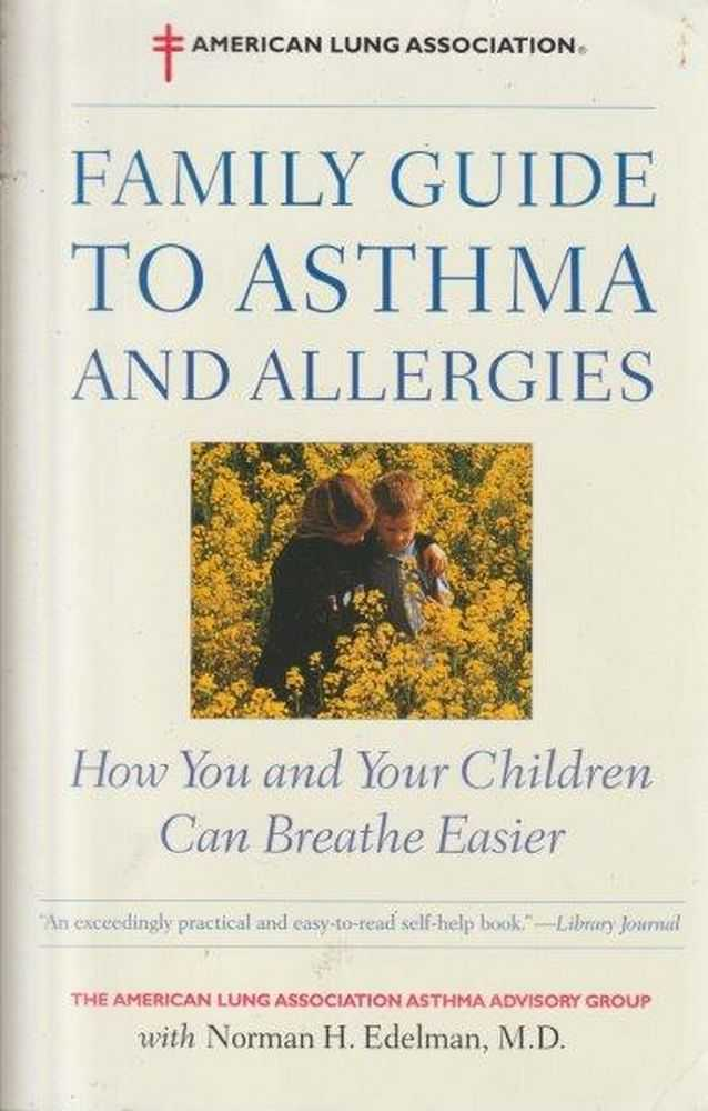 Image for Family Guide To Asthma And Allergies