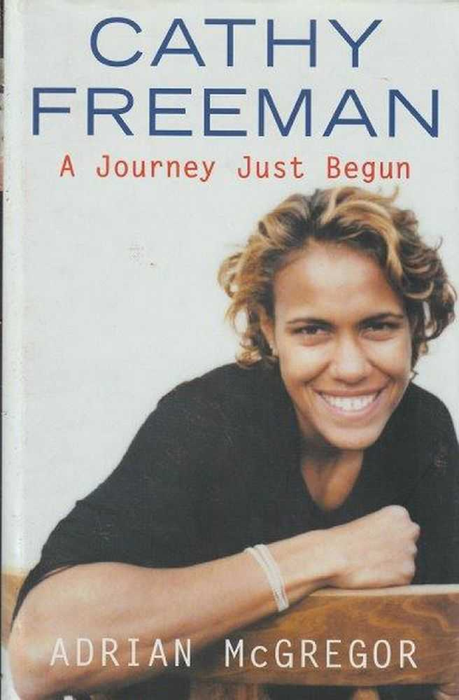 Image for Cathy Freeman - A Journey Just Begun