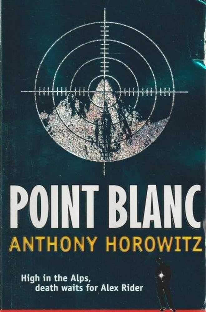 Image for Alex Rider Point Blanc Mission 2