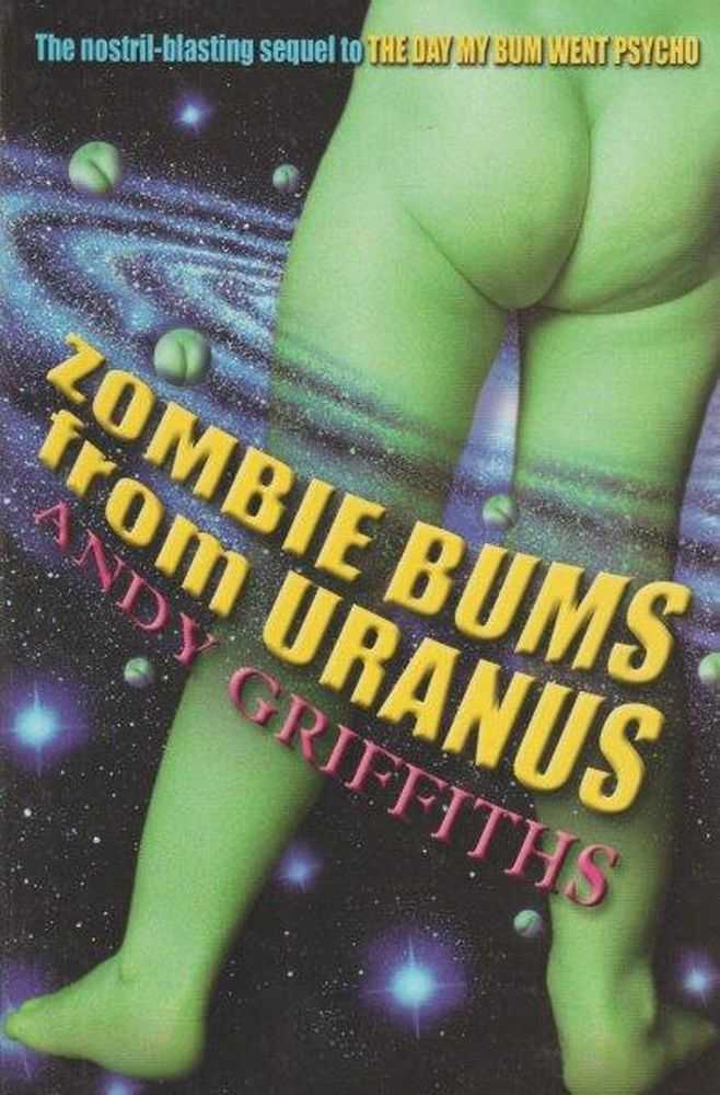 Image for Zombie Bums From Uranus