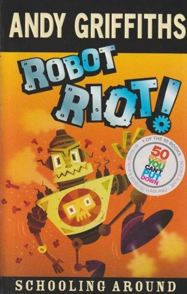 Image for Robot Riot!