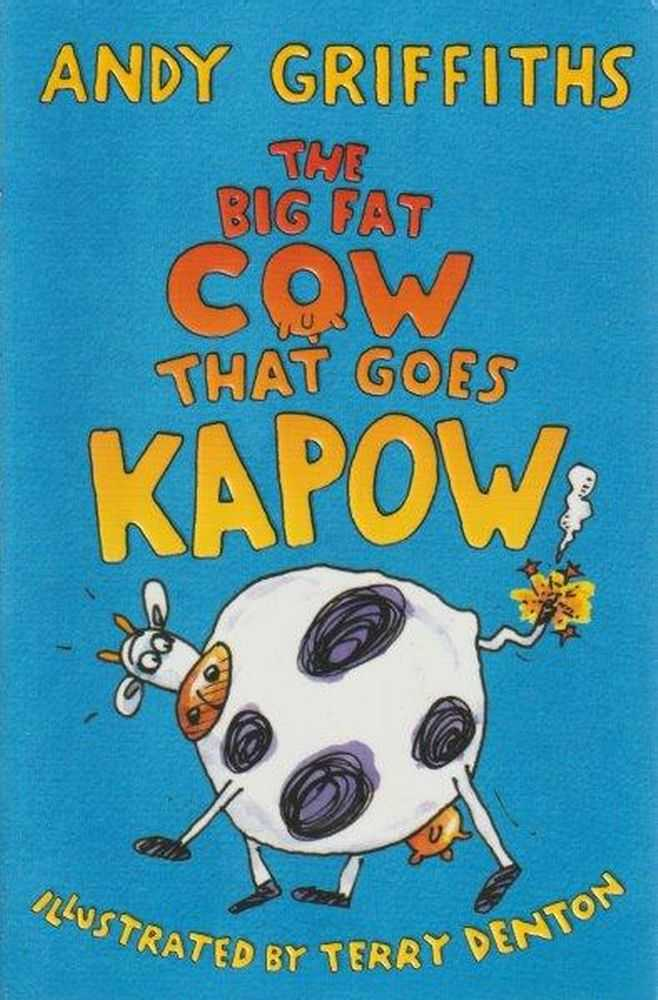 Image for The Big Fat Cow That Goes Kapow
