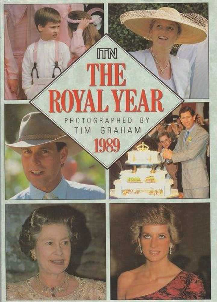 Image for ITN The Royal Year 1989