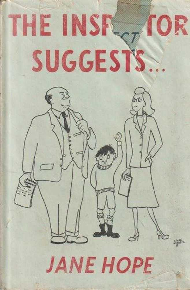 Image for The Inspector Suggests.. Or How Not To Inhibit The Child