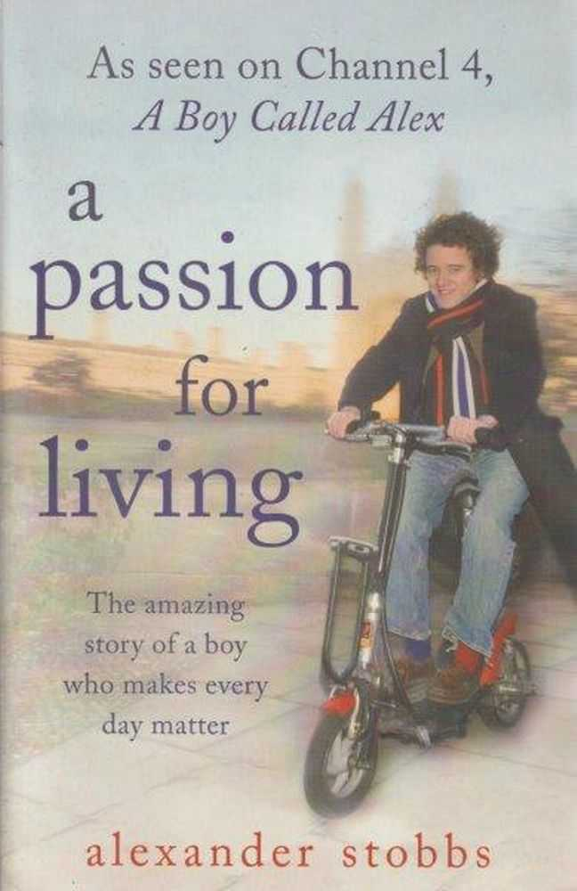 Image for A Passion For Living