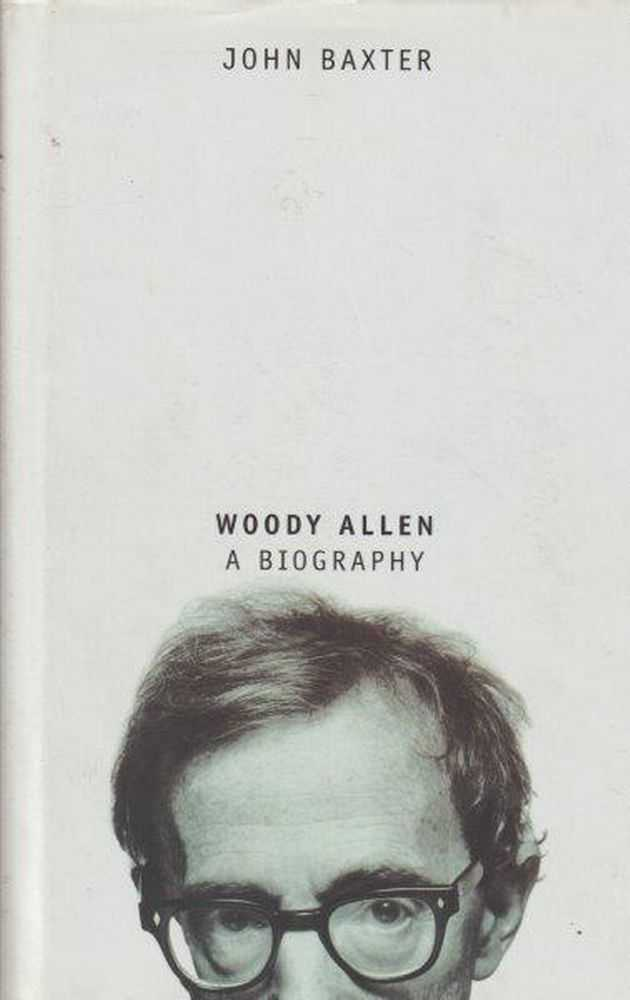Image for Woody Allen - A Biography