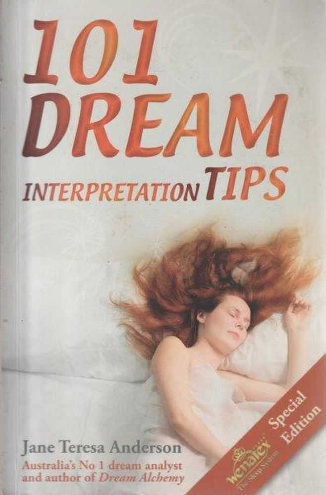 Image for 101 Dream Interpretation Tips