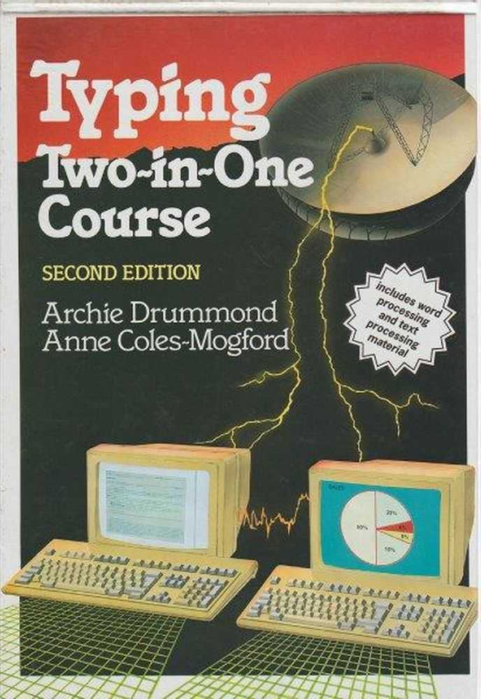 Image for Typing Two-In-One Course