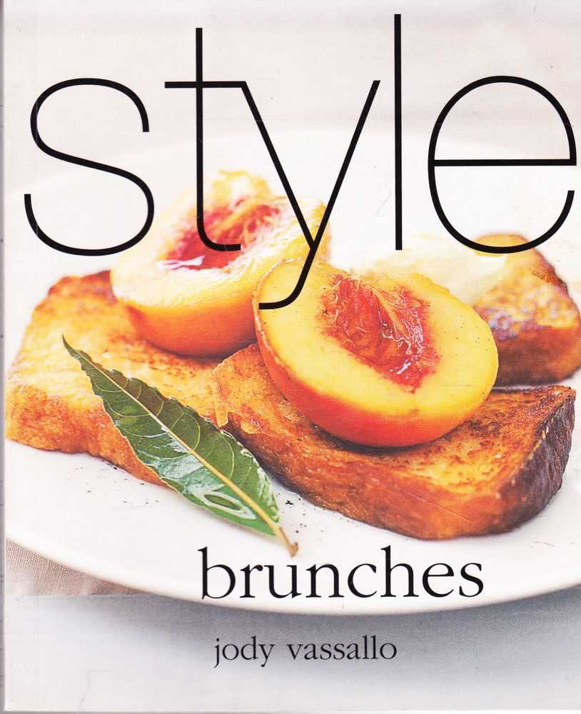 Image for Style: Brunches