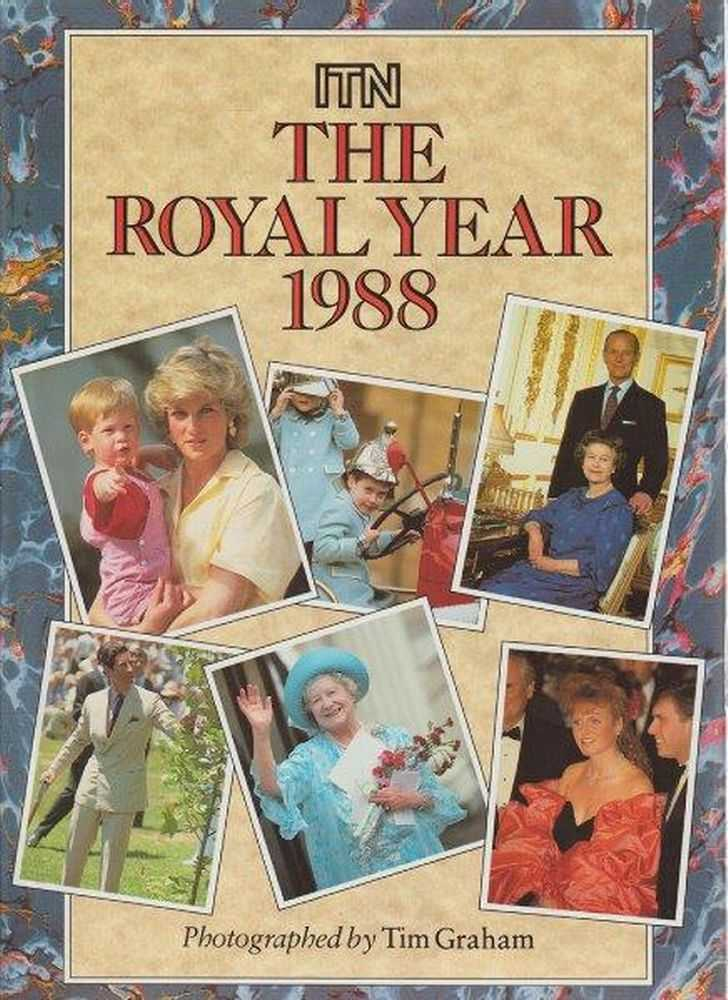 Image for ITN The Royal Year 1988