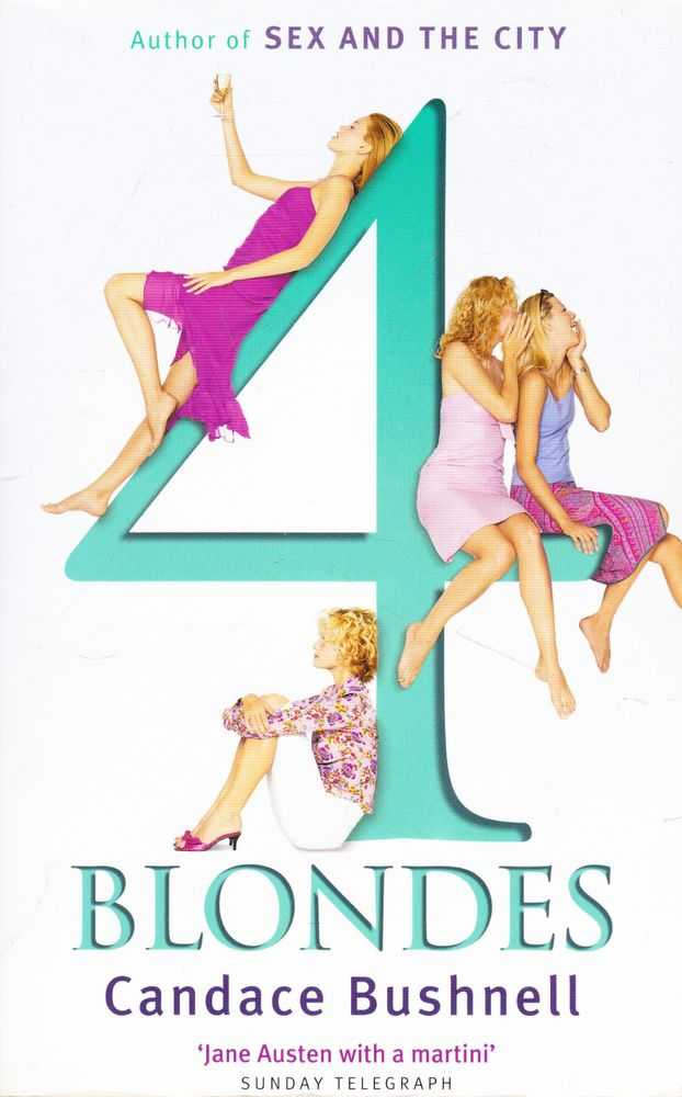 Image for 4 Blondes