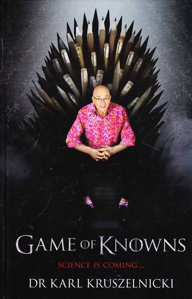 Image for Game of Knowns: Science is Coming