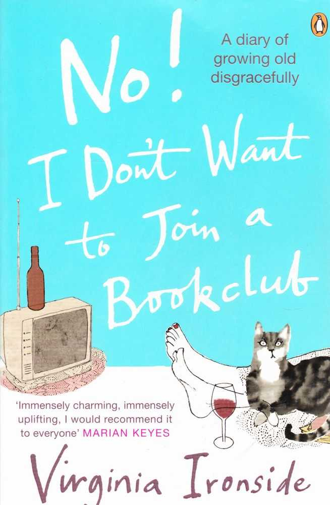 Image for No! I Don't Want To Join A Bookclub