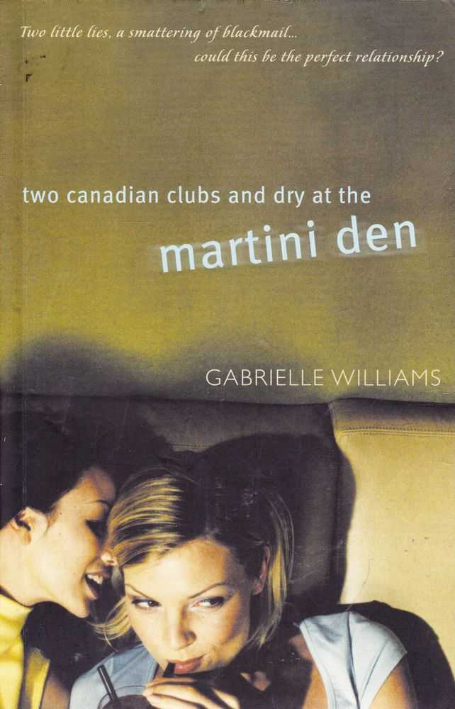 Image for Two Canadian Clubs And Dry At The Martini Den